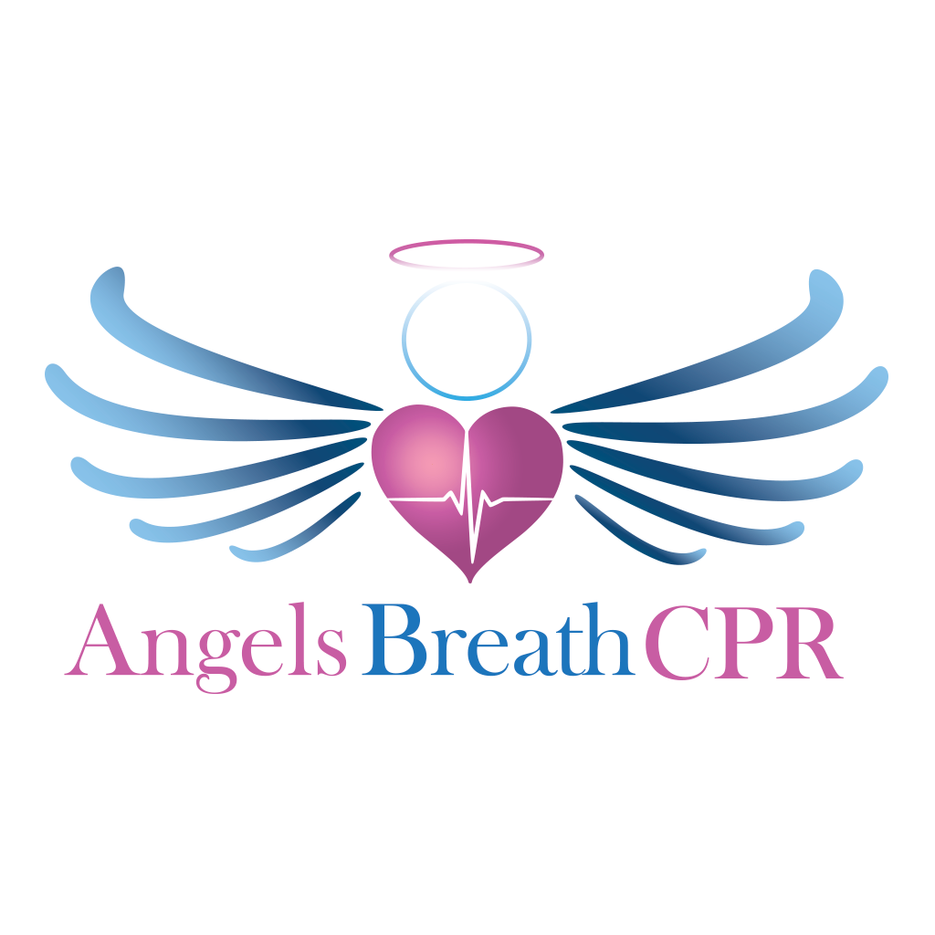 Angels BreathCPR Identity Design