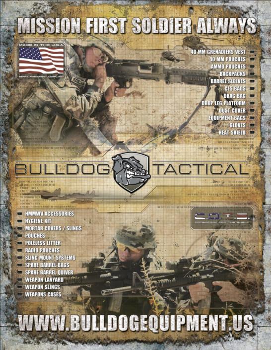 Bulldog Magazine Ad 1