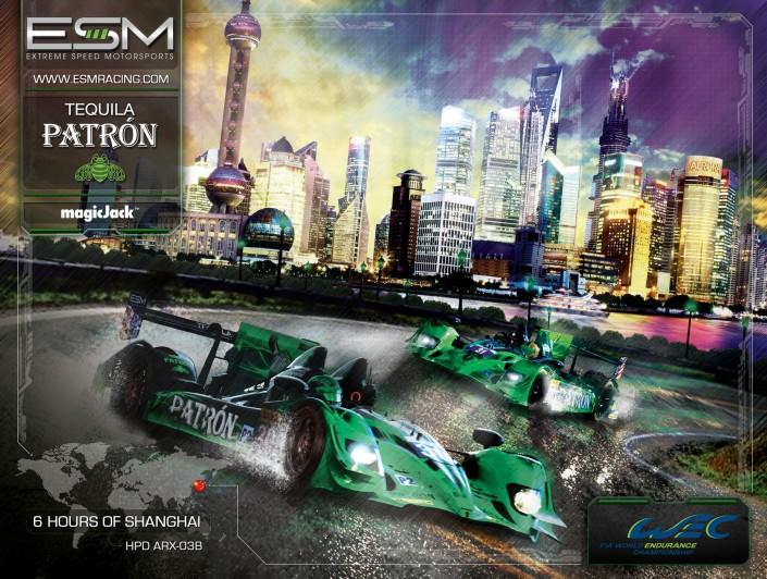 ESM Racing Hero Card