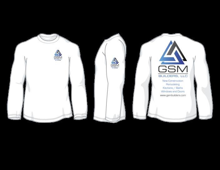 GSM Builders Long Sleeve Shirt