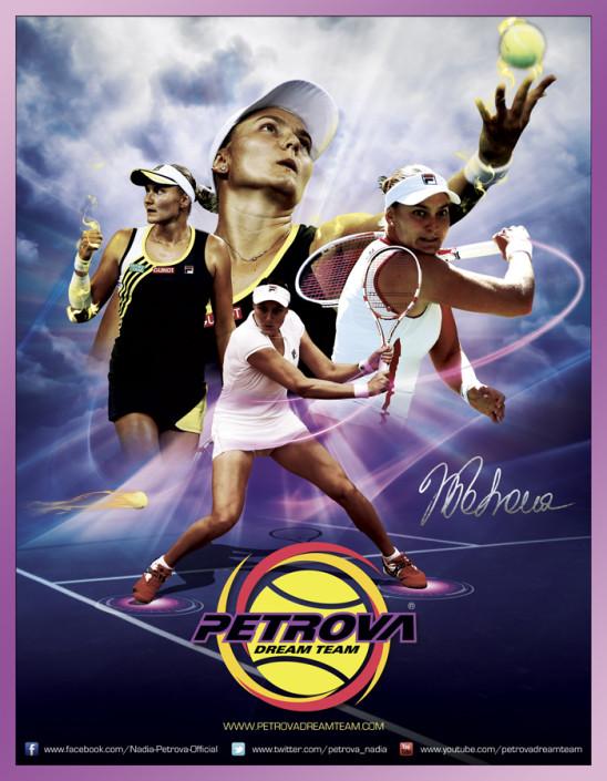 Petrova Dream Team Autograph Piece