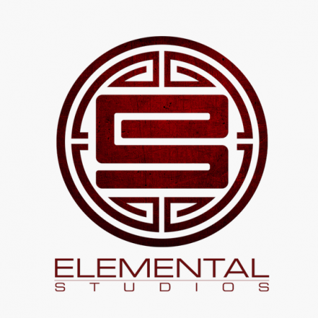 Elemental Corp Logo Sticker